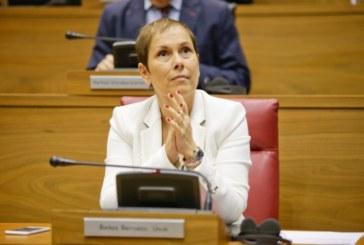 El cuatripartito espera una resolución favorable a Barkos en el caso de las dietas