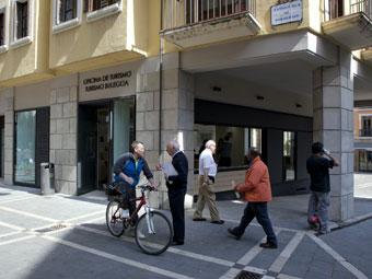 Aumentan un 10% los turistas en Pamplona