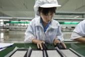 La actividad industrial china se estabiliza en septiembre y los servicios crecen
