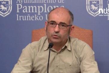 El concejal Abaurrea niega una «relación económica» con ninguna empresa