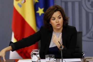 """El Gobierno acusa a Puigdemont de usar el referéndum como una """"táctica electoral"""""""
