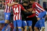 El Atlético se mantiene con vida, el PSG arrasa y el Barcelona, a octavos
