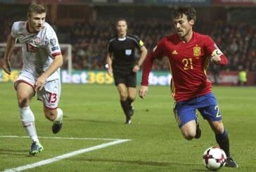 España mide el nivel de una Inglaterra en transición