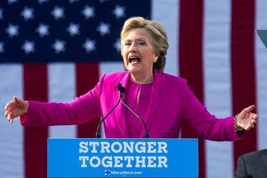 Hillary Clinton culpa al FBI de su derrota frente a Trump en las elecciones