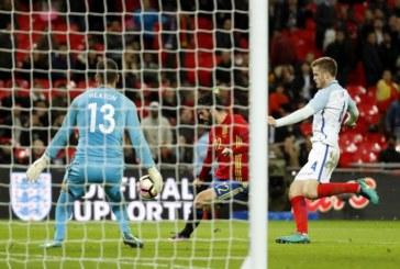 2-2. Agónico empate de España en un mal partido ante Inglaterra en Wembley