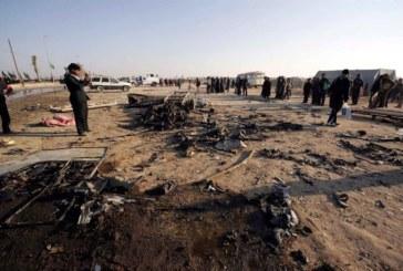 Al menos nueve muertos en dos ataques suicidas en la ciudad iraquí de Faluya