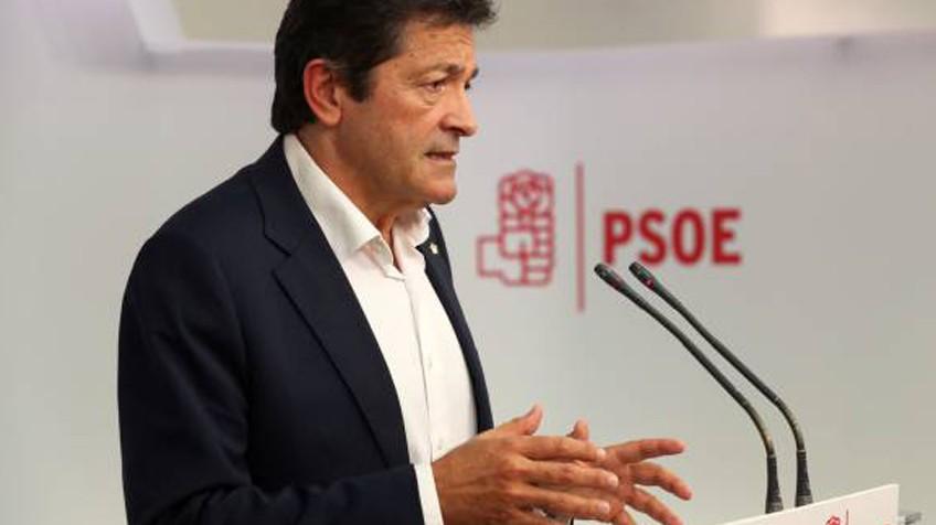 Javier Fernández a Podemos: quien ha hecho presidente a Rajoy ha sido Pablo Iglesias