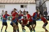 Osasuna disputará mañana el primer partido amistoso de la pretemporada frente al Burgos C. F. en Olite