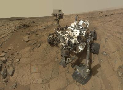 El Curiosity encuentra en Marte moléculas orgánicas de hace 3.000 millones años