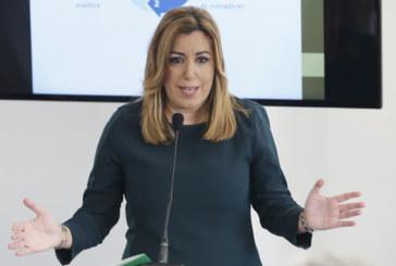 """Díaz decide centrarse en Andalucía y """"ayudar"""" y """"apoyar"""" a Sánchez"""