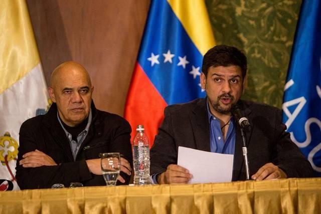 La oposición dice que retomará el proceso contra Maduro tras el incumplimiento de sus demandas
