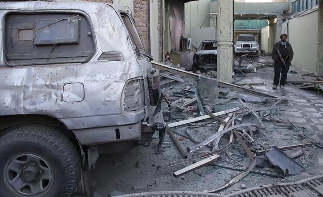 Al menos 80 muertos y 350 heridos por un atentado con coche bomba en Kabul