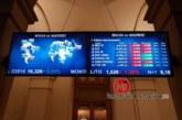 El IBEX cae 0,91 % lastrado por Europa y con la banca de nuevo en rojo