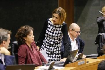 """Chivite (PSN) reclama a Barkos que """"no ceda al chantaje"""" de Bildu y firme un Plan de Empleo para Navarra"""
