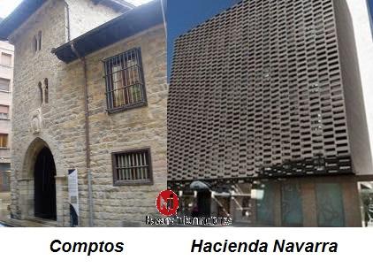 Comptos: La Administración de Navarra incumplió los objetivos de estabilidad presupuestaria en 2015