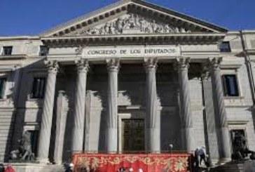 Las Cortes celebran su solemne sesión de apertura tras un año sin Gobierno