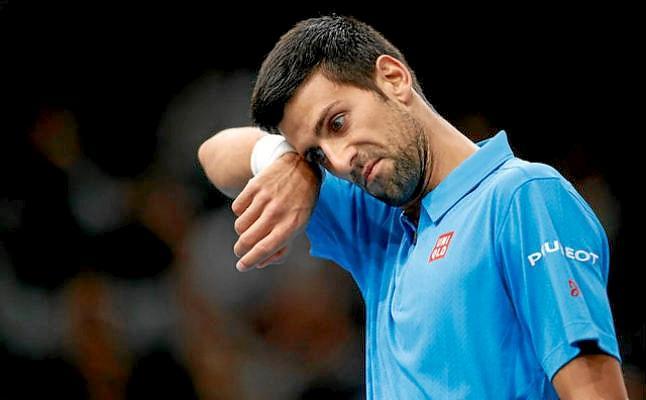 Istomin deja fuera de combate al rey de Australia, Djokovic