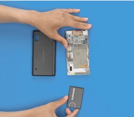 "Fairphone, un móvil ""ético"" que ""se involucra"" en problemas sociales"