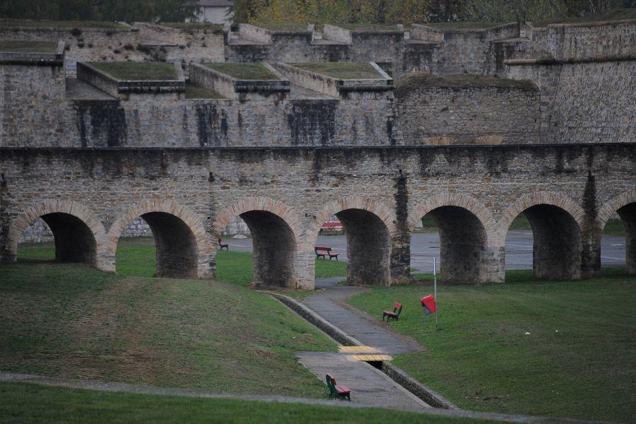AGENDA: 29 de abril a 1 de mayo, en Pamplona, Visitas guiadas a la historia de la ciudad fortificada