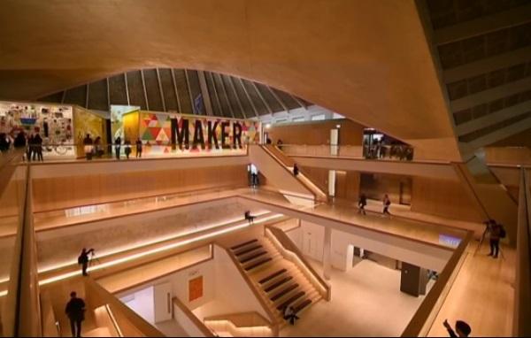 Londres inaugura el nuevo Museo del Diseño