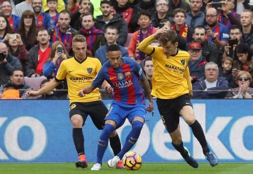 0-0. El Barcelona no se encuentra sin Messi