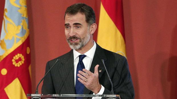 """El Rey elogia la contribución de la cultura a la """"cohesión y unidad"""" de España"""""""