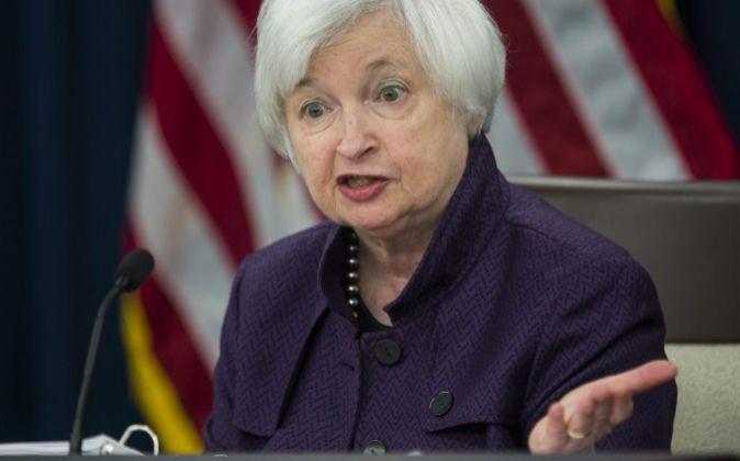 """Yellen afirma que un alza de los tipos puede ser apropiada """"relativamente pronto"""""""