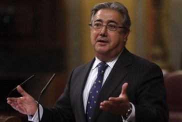 """Zoido afirma que no ha habido """"injerencia"""" del Gobierno en el caso Lezo"""