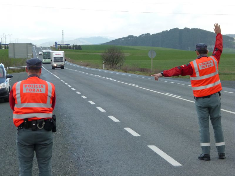 Comienza el lunes una nueva campaña de tráfico para comprobar el correcto estado de las condiciones de los vehículos