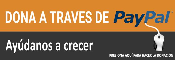 DONA A TRAVES DE PAYPAL x695