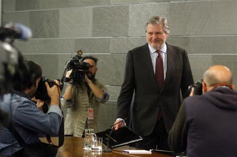Méndez de Vigo reprocha a Puigdemont arrogarse un dinero de todos los españoles