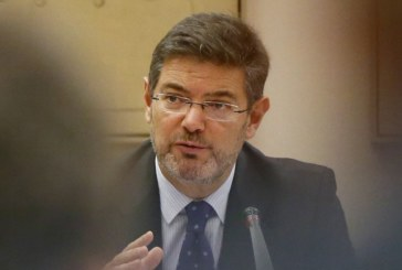 Catalá niega que en su SMS a González se refiriera a cuestiones judiciales