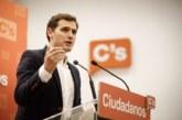 """Rivera (C's): """"Aplicar la Constitución es una obligación para restablecer la democracia"""""""