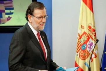 """Rajoy: """"Me reuniré con Sánchez cuando él quiera, y es bueno que nos reunamos"""""""
