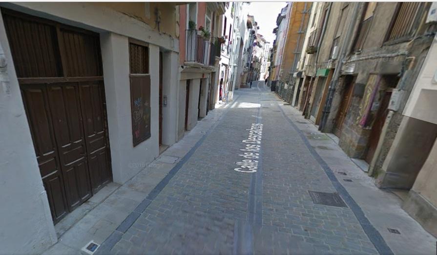 El edificio de la sociedad municipal pamplona centro hist rico fue ocupado y no ha sido - Pamplona centro historico ...