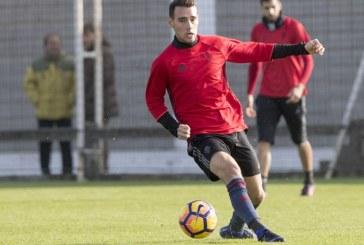 Osasuna llega a un acuerdo con el Nàstic para la cesión de Imanol García