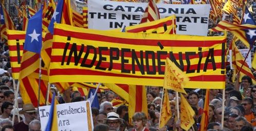 """El coste del """"proceso"""" separatista catalán, según Think Tank Civismo"""