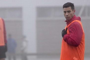 Jaime Romero se desvincula de Osasuna