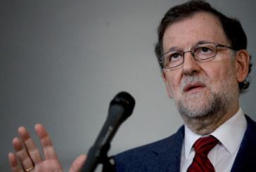 """Rajoy apoya a Catalá y Zoido y dice sobre la corrupción que """"quien la hace la paga"""""""