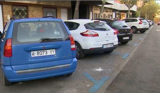 El Ayuntamiento de PAmplona renueva la gestión de la zona azul a Dornier por 7,5 millones de euros