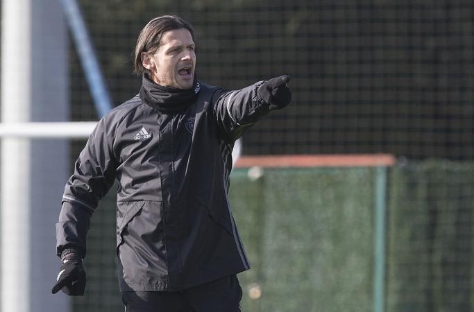 """Petar Vasiljevic: """"El equipo está metido, hemos entrenado bien y estamos preparados"""""""