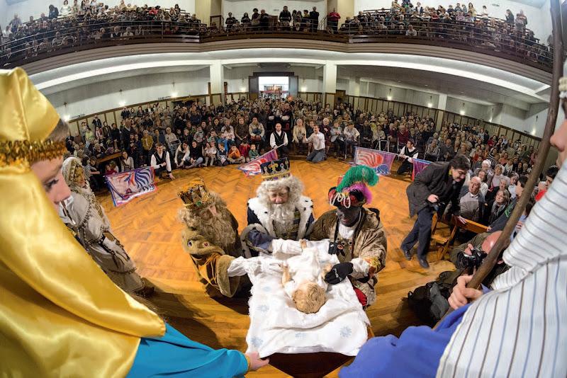 Los centros hospitalarios navarros festejarán la llegada de los Reyes Magos con menú especial para sus pacientes