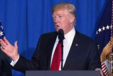 Trump inicia su cruzada contra los altos precios de los fármacos en EE.UU.
