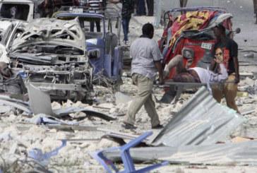 Terroristas de Al Shabab asaltan un hotel en Mogadiscio (Somalia)