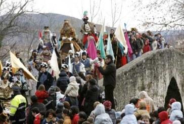 Hoy llegan SS.MM. los Reyes Magos de Oriente