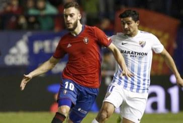 """Roberto Torres asegura que a Osasuna """"no le puede la presión"""""""