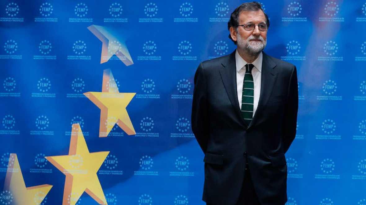 Rajoy garantiza igualdad de trato a todas las Comunidades en infraestructuras