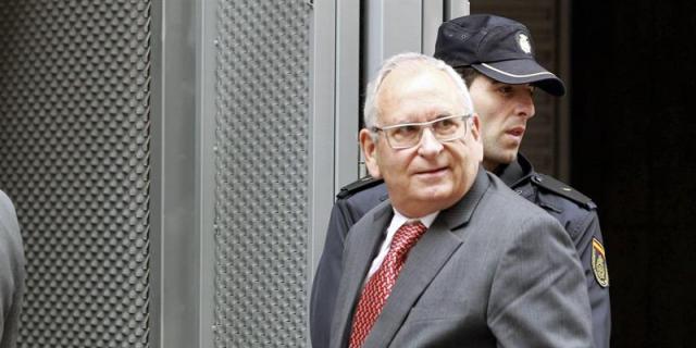 Ángel Sanchís: «Creo todo lo que diga el señor Bárcenas»
