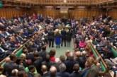 """El Parlamento británico dice a May que no se puede volver a votar el mismo plan del """"brexit"""""""