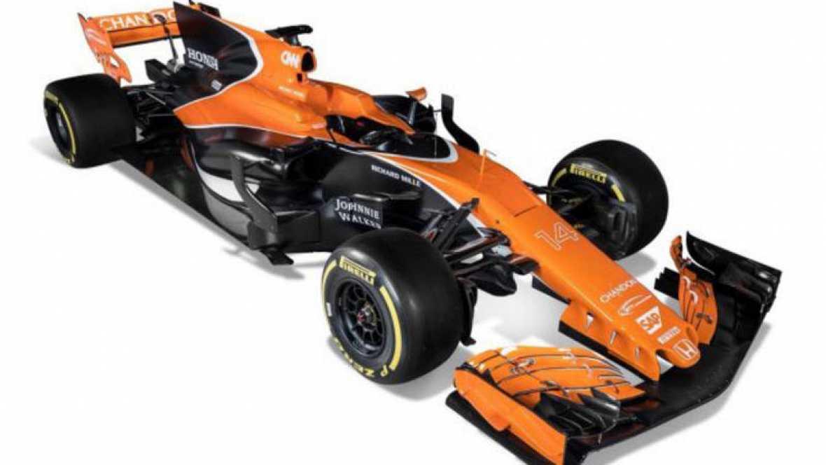 Vandoorne, compañero de Alonso en McLaren, no tomará la salida por avería